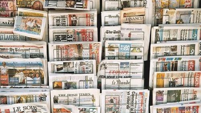 Journaux marocains