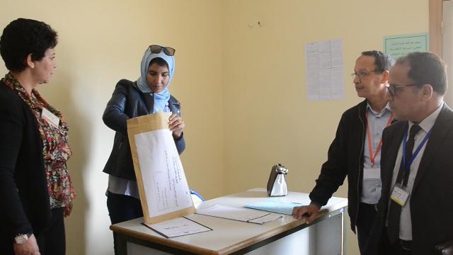 Lycée-Zineb Ennafzaouia-Tiflet-5