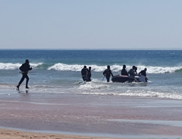 Migrants africains-Tanger-33