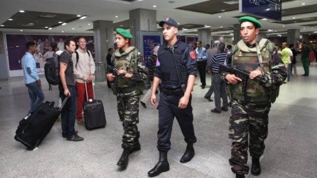Sécurité aéroports