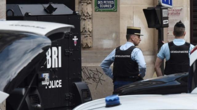 Prise d'otage Paris 3