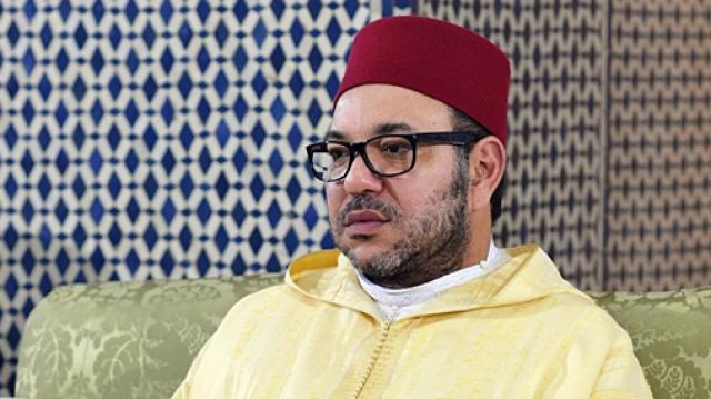 Roi Mohammed VI-