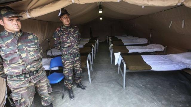 Staff médical des FAR à Gaza-3