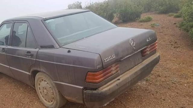 Tétouan-voitures volées-1