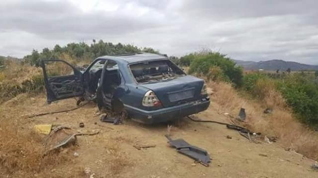 Tétouan-voitures volées-2