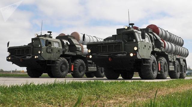 Système russe S-400