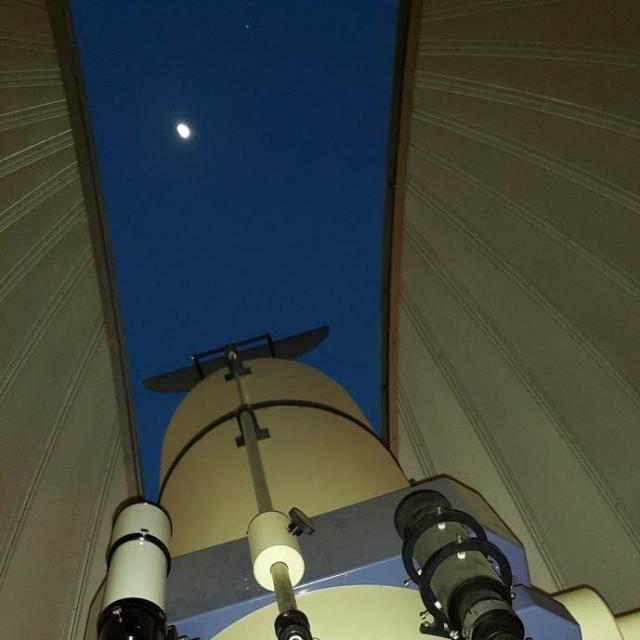 télescope marrakech