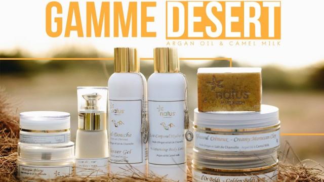 La gamme désert de Natus Marrakech