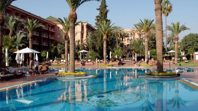 piscine Sofitel Marrakech