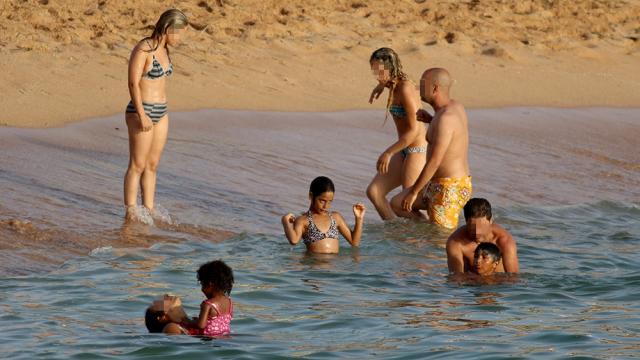 plage de Bouznika-5