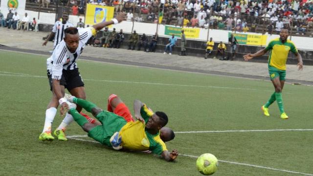 championnat camerounais