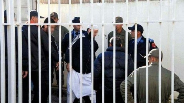 détenu français à meknès