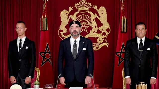 SM le roi Mohammed VI-Discours