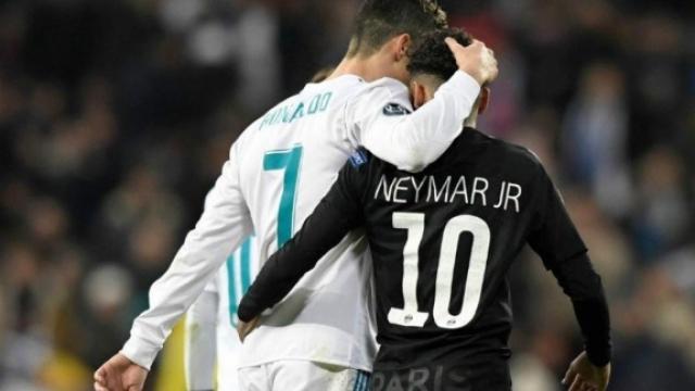 Neymar-Ronaldo