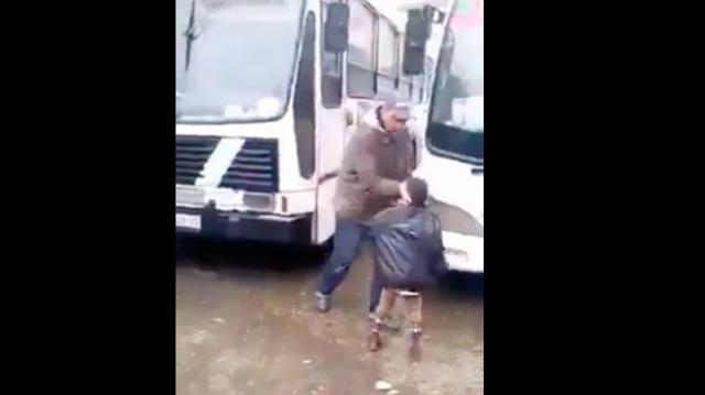 Enfants migrants Algérie