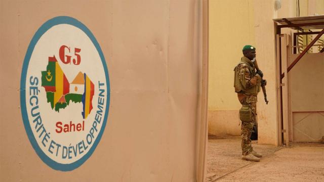 G5 Sahel: formé à Meknès, le général Hanena Ould Sidi prend les commandes