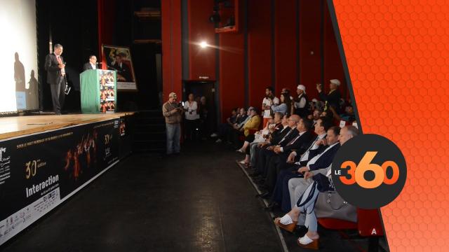 cover vidéo: Le360.ma •المهرجان الدولي للمسرح الجامعي في دورته الثلاثين