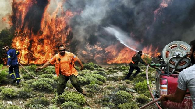 Incendies en Californie