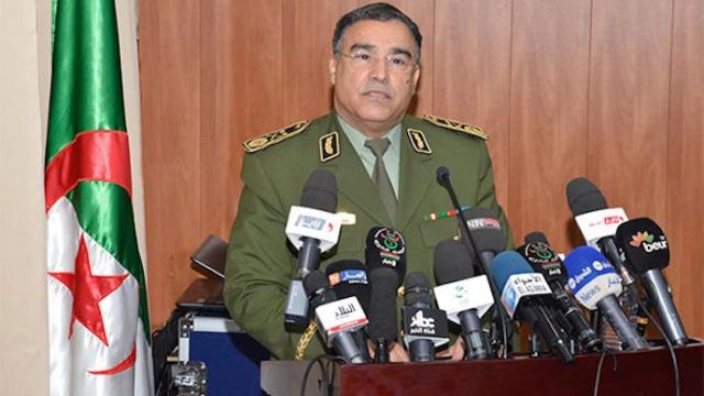 Le général Menad Nouba