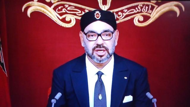 Mohammed VI-discours du trône