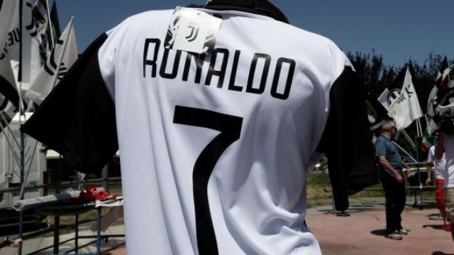 Ronaldo-maillot