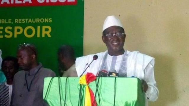 Mali: Soumaïla Cissé promet de rendre les Maliens à nouveau fiers