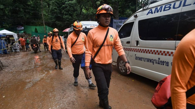 Thaïlande secours 3