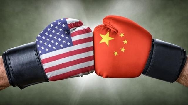 Chine USA Etas-Unis Guerre commerciale