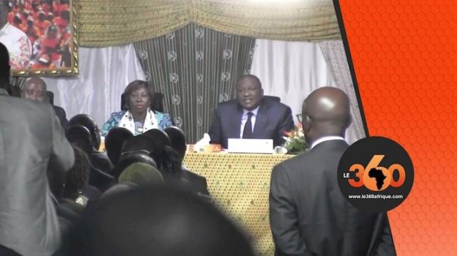 Côte d'Ivoire RHDP et RDR