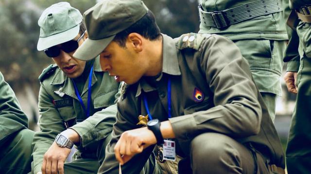 Service militaire