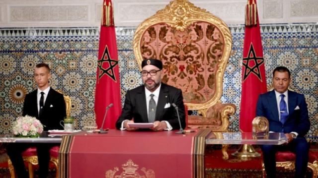Anniversaire de la Révolution du Roi et du Peule