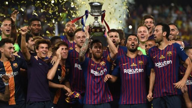 Barça supercoupe 2