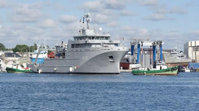 Bateau hydro-océanographique-7