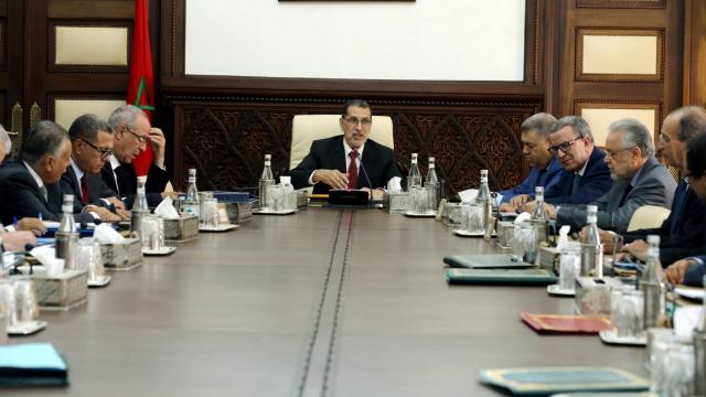 Conseil des ministres El Othmani
