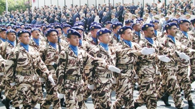 Militaires marocains-5