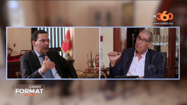 cover: Grand Foramt:  Mustapha El Khalfi