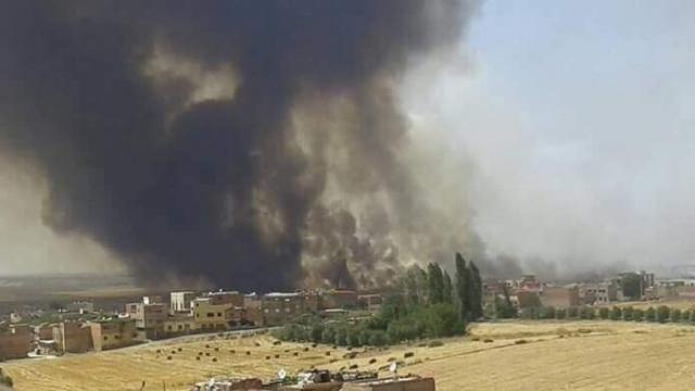 incendie Meknès-1