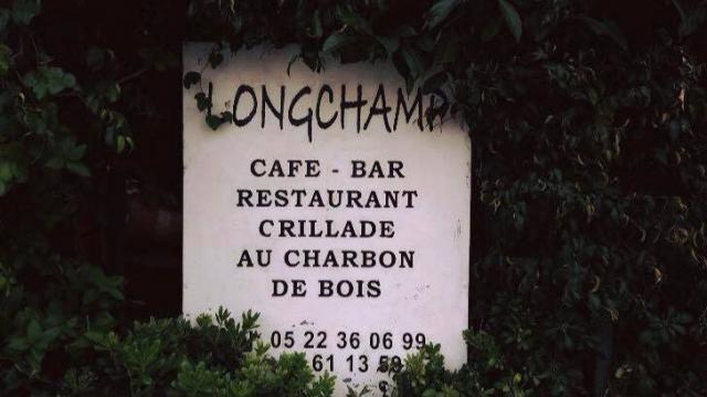 bar longchamp