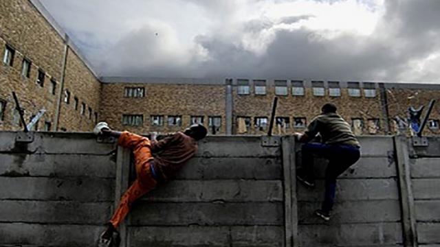 évasion prison
