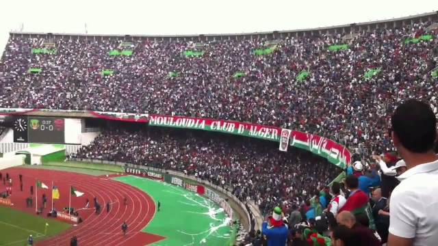 Supporters Mouloudia Alger