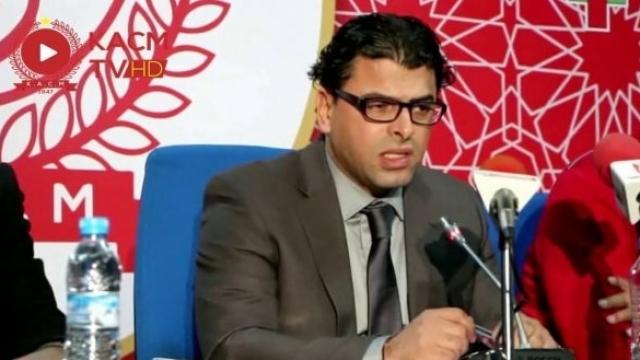Mouhcine Merbouh, président du KACM