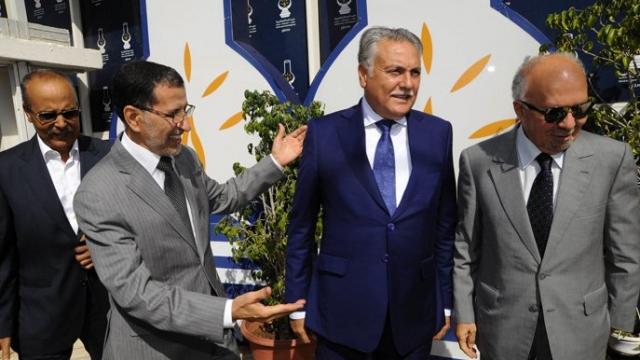 El Othmnai, Nabil, Naciri et Souheil