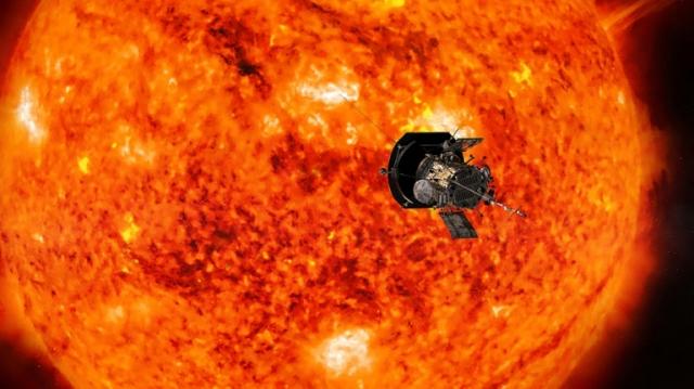 Nasa Sonde Parker-4