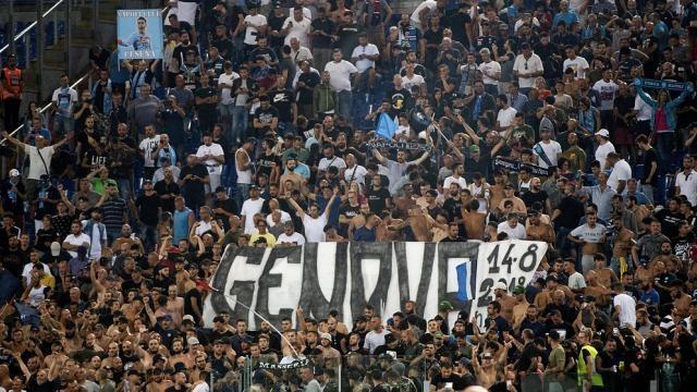 Supporters de la Lazio