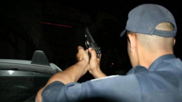 Arme policier