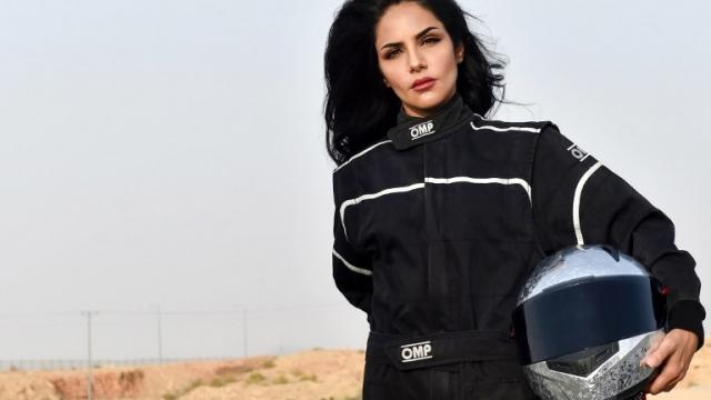 Saoudiennes pilotes automobile