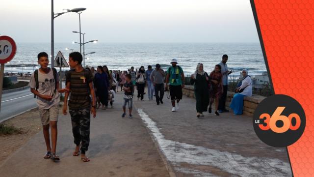 Cover Vidéo - شاطئ الرباط المدينة بالليل ونداء لعمدة الرباط لإصلاحه