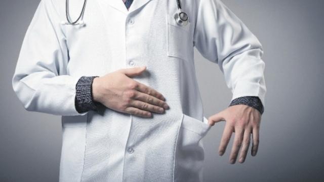 corruption médecin