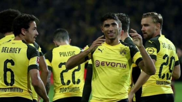 Hakimi Dortmund