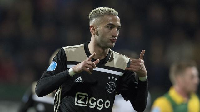 Ziyech Ajax Amsterdam
